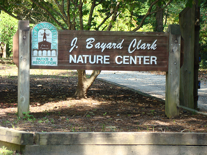 Clark Park Nature Center  Sherman Drive