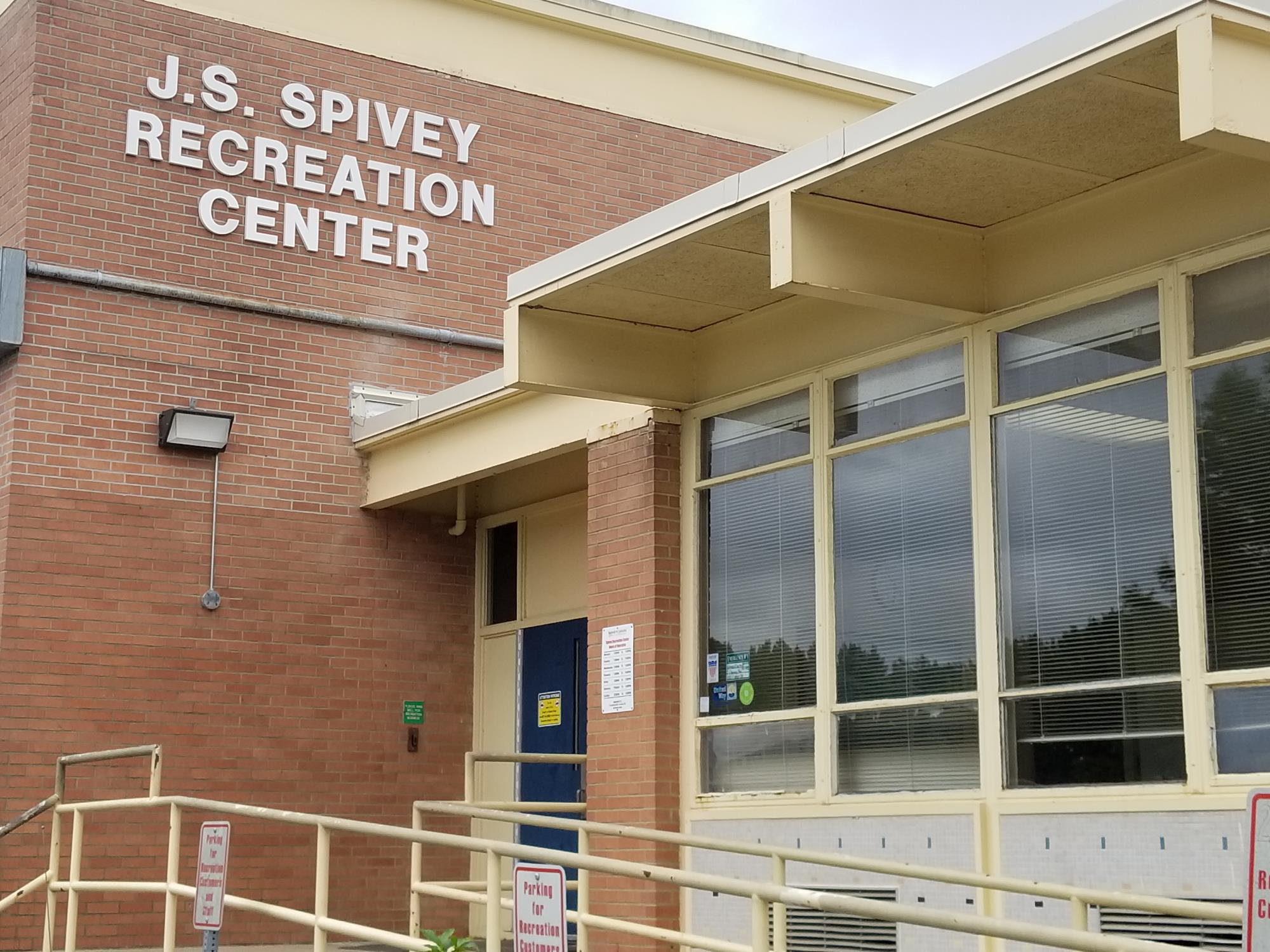 J.S. Spivey Recreation Center | Parks and Recreation